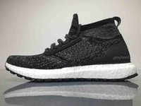 Wholesale Boost Products - 2017 Release Latest Products Ultra Boost ATR Mid Oreo Authentic Real Boost Fashion Running Shoes Popcorn Sneakers 39-45