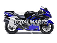 Wholesale Kawasaki Zx14r - Fairing For Ninja ZX14R ZX14 ZX1400 ZZR1400 2012 2013 12 13 Injection ABS Blue F1326C