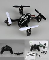 Wholesale Quadricopter Camera - 2.4G 4CH 6-Axis GYRO Quadcopter Quadricopter Quadrocopter with Camera CAM UFO VS Hubsan X4 H107C Parrot AR.Drone 2.0 RC Helicopter