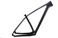 угольная рама 51см оптовых-29er горный велосипед UD углеродного волокна рамы MTB велосипед рамы 142*12 мм и 135*9 мм совместимые XC DH велоспорт велосипеды частей