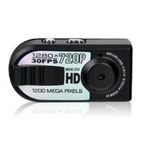 Wholesale Smallest Motion Detection Camera - Q5 720P Mini Thumb DV Video TF Card PC Hidden Mini Sports Camera Record Motion Detection 30FPS Small DV