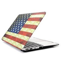 Wholesale Macbook 13 Case Fashion - Plastic PC Protective Case Cover Shell for Macbook Air Pro Retina 12 13 15 inch Rubberized Cases Retail Box Water Decal Fashion Style