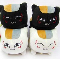 "Wholesale Natsume Yuujinchou Plush Doll - Natsume Yuujinchou Nyanko Sensei Plush Cat Anime Doll Toy Xmas Christmas Gift 1pcs 8"" 20cm"