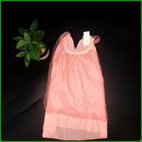Wholesale Tutus Dress Pink - girls pink pearls lace tutu style layered dresses children fashion lovely hot selling o-neck sleeveless girls vestidos factory price