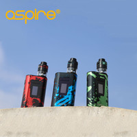 Wholesale Factory Technology - New!! 100% Original Aspire Typhon Revvo Kit ARC Technology with 3.6ML&2ML revvo Tank Typhon 100W Mod Revolutionary kit E-cig Factory