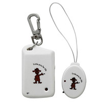 Wholesale Self Defense Electronic - Portable Electronic Baby Tracker Child Monitor Anti Lost Alarm Self Defense Personal Security for Child and Pet