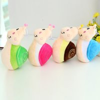 Wholesale Snail Stuffed Animal - 18cm Snail Cartoon Cute Plush Toy Stuffed Animal Toys Cool speed Snail Plush Toys For Kid Birthday Gift