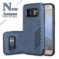 Wholesale Ares Armor - For Note7 Ultra Slim Shockproof Armor TPU Soft Case for iPhone5S SE 6S Plus Galaxy Note5 S6 S7 Edge Real ares Back Cover