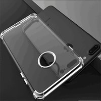 Wholesale Wholesale Jackets Soft Shell - New for ultra-thin TPU ip8 ipplus and ipx mobile phone shell transparent protective cover soft shell soft jacket