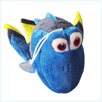 "Wholesale Wholesale Finding Nemo - Free Shipping Hot Sale Dory 8"" Finding Nemo 2 Clownfish Nemo And Dory Plush Doll Stuffed Toy For Baby Gifts akye-001"