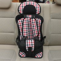 Wholesale Cheap Seats For Cars - 2016 New Cheap Portable Baby Car Seats Child Car Safety for Baby of 0-18KG Children's Car Seat Cushion 2 Colors Chlid Car Seat