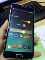 Wholesale Dual Sim Cdma Gsm - 1:1 Note5 512MB Ram 4GB MTK6572 Dual Core 3G WCDMA GSM note5 Show Octa core Cell phone Show 3GB+ 64GB 4G LTE Andriod Phone