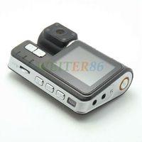 Wholesale H 264 Dual Lens Car - HD 720P Dual Lens Car DVR I1000 G-Sensor + H.264 + MOV Video Recorders + 120 degree ultra wide angle lens Camcorder