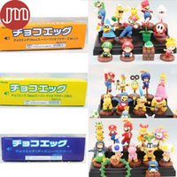 Nuovi 13 PC Super Mario Bros Action Figure Set 2