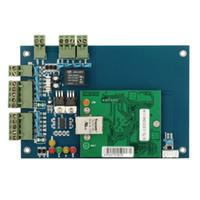 читатель посещаемости оптовых-Wiegand Однодверный 2 считыватель сети 12 В Профессиональный RFID IC Контроль посещаемости времени TCP / IP