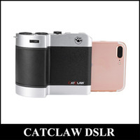 Wholesale iphone camera shots for sale - Group buy CATCLAW DSLR Transform Shooting Controller Mobile Camera Selfie Handle for IPhone Plus Plus inch inch