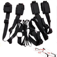 Wholesale Sexy Adult Women Men - Sexy Toys Under Bed Bondage Sex Products Underbed Restraint System For Women And Men Erotic Adult Games