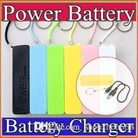 Wholesale C Perfume - Mobile charger power bank 2600 mah perfume section portable USB backup battery charger iPhone 7 Plus HTC samsung s6 s7 Such as general C-YD