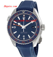 Wholesale Men Bracele - Luxury Watches Leather Bracele 232.32.44.22.03.001 OFFICIAL NEW PLANET MENS WATCH 43mm MAN WATCH Wristwatch