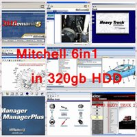 Wholesale Isuzu Truck Repair - Latest Mitchell ondemand 5.8 2015V 161gb+mitchell manager plus+mitchell&moto heavy truck+mitchell Ultramate7 6in1 with 320GB Free Shipping