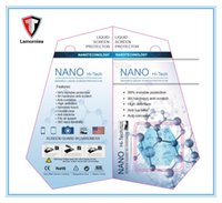 Wholesale Nano Screen Protector - 5ML 1ML NANO Technology Liquid Screen Protector for iPhone 6 7 plus 8 samsung s8 S7 edge ipad air Anti Scratch tempered Screen