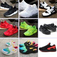 Wholesale Shoes For Women Free Shipping - 2017 New Air Huarache Ultra running shoes Huraches Running trainers for men & women outdoors shoes Huaraches sneakers free shipping Hurache