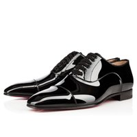 Cheap Luxury Brand Business, Robe, Chaussures de mariage Fashion Red Bottom Oxfords Greggo Orlato Flat Loafers Chaussures Homme Marcher