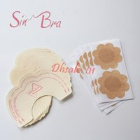 Wholesale Sin Bra Lifting - Instant Breast Lift Bra Tape Invisible Adhesive Sin Bra 6pair Set