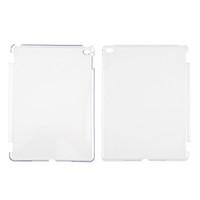 ipad sert plastik kutular toptan satış-Yeni Crystal Clear Sert PC Plastik Case Arka Kapak İnce Shell Için Apple iPad Hava 2 Için Toptan