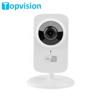 Wholesale Ip Camera Wireless Surveillance System - Wholesale 20Pcs Wifi Smart HD 720P Wireless IP Camera P2P Video Surveillance Systems Network IP Cam S1