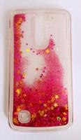 lg g3 beat cases al por mayor-Para LG G5 G4 Beat V10 G4 Stylus G3 G2 Estuches con estrella flotante Barato Colorido suave Bling TPU Liquid Oil Glitter Estuche de agua