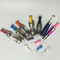 Wholesale Rubber Carts - Silicone Mouthpiece 510 Cover Drip Tip Disposable Colorful Silicon testing caps rubber short ego Test Tips Tester Cap drip tips 510 oil cart