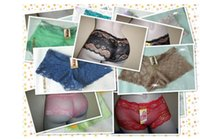 Wholesale Cheap Hot Panties - Hot sell 2017 cheap new fashion sexy high quality jacquard lace Ms panties thin breathable women's briefs shorts girl underwears 60pcs Lot