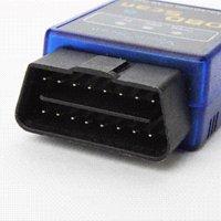 Wholesale Auto Diagnostic Scan - Mini ELM327 V1.5 Bluetooth Wireless OBD2 Auto Car Diagnostic Scanner Tool Car detector Tool Code Readers & Scan Tools