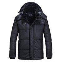 Wholesale Napapijri Down Coat - Fall-Chaqueta Hombre Napapijri Winter Jacket Men Fall And Winter Clothes New Large Size Sections Thicker Coat Jacket Men's Cotton