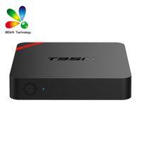 Wholesale mini mx - Android OTT TV Box T95N Mini MX+ Android 6.0 Amlogic S905X Quad-core 4K 1G+8G Smart Internet TV Box better than MXQ pro