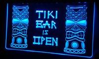 luces tiki bar al por mayor-LS311-b Tiki Bar es máscara ABIERTA Display NR luz de neón
