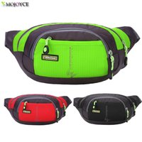 Wholesale Hip Mobile - Quality Waist Pack For Men Women Casual Functional Fanny Pack Bum Bag Hip Money Belt Travelling Mountaineering Mobile Phone Bag