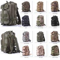 Wholesale Military Backpack Outdoor Sports - Retai l&Wholesale nylon 30L Outdoor Sport Military Tactical Backpack Rucksacks Camping Hiking Trekking Bag free shipping