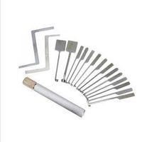 Wholesale dimple lock picking tools for sale - GOSO Auto Dimple Lock Pick Kaba Lock Opener Locksmith Tool