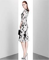 Wholesale Online Celebrities - Elegant Celebrity Dresses Knee-Length Jewel Graceful Evening Gowns Vestidos Para Dama Formales Online Cheap Custom Made 2016