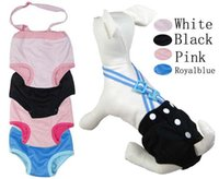 Wholesale Dog Suspender Small - l l 2016 new Pet dog   pants   health strap physiology physiology pants dog supplies special suspender trousers