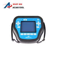 Wholesale M8 Key Programmer - 2016 Newly MVP Key Pro M8 Key Programmer and car Diagnostic Most Powerful Key Programming Tool with 800 Tokens M8 Free Shipping