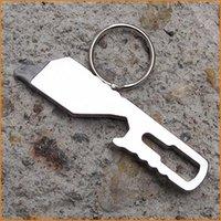 crowcock edc venda por atacado-Ferramentas de bolso portáteis ao ar livre EDC multi-ferramenta abridor de garrafas raspar chave de fenda caixa de crowbar lâmina para camping ferramenta
