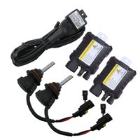 55W 9004-3 / 9007-3 4300K-12000K Bi Hi / Low Beam Xenon HID Conversion Slim Kit