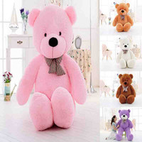 Wholesale Gift Toy For Girlfriend - Giant Teddy Bear Plush Toys Stuffed Teddy bear Gifts for Kids Girlfriends Christmas kawaii plush toys