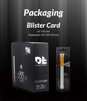 Wholesale Disposable E Cigarettes Blister Packing - YJ4916M 500 puffs 280mAH Disposable E Cigar disposable electronic cigarettes single disposable e- cig Blister pack 10pcs lot