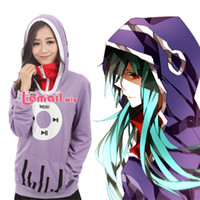 Wholesale Project Games - Wholesale-Free Shipping Japanese Anime Kagerou Project Kido Tsubomi Hoodie Cosplay Costume