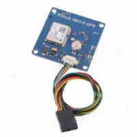 Wholesale Crius Gps - CRIUS MWC MultiWii SE V2.5 Control Board W GPS NAV Module Combo board to board connector board painting