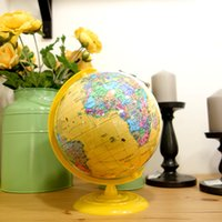 Wholesale Cm Definition - Wholesale-Dia 20 cm Chinese and English tellurion ocean terrestrial globe Teaching a globe standard high-definition color printing